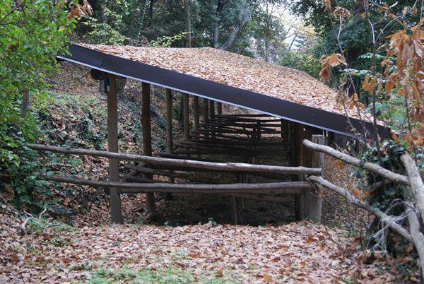 Novembre 2012 la topina della valle argentina for Box per cavalli fai da te