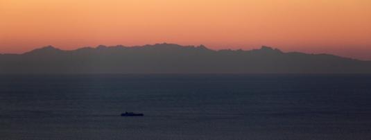 Corsica da M.Ceppo 2012