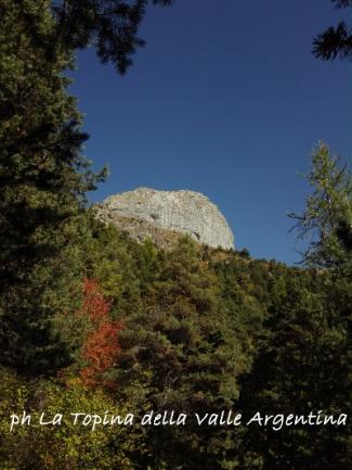 rocca barbone valle argentina