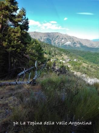 montagne realdo valle argentina