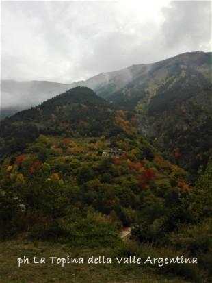 montagne valle argentina