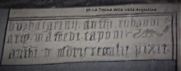 firma Antonio da Monregale il Dragone
