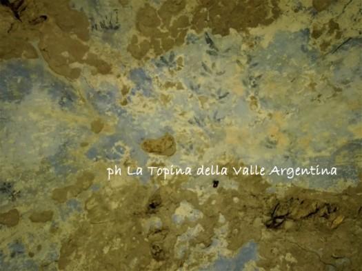 affreschi soffitto Rocca Andagna