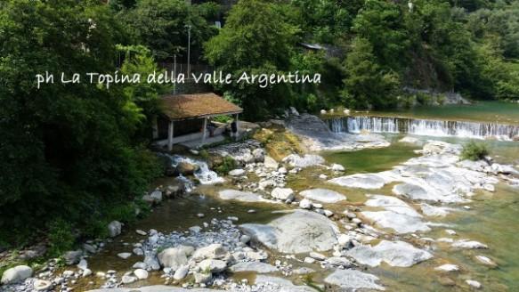 Cascata e lavatoio - Badalucco