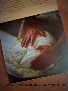 cucina tipica ligure - bruss - formaggio - triora