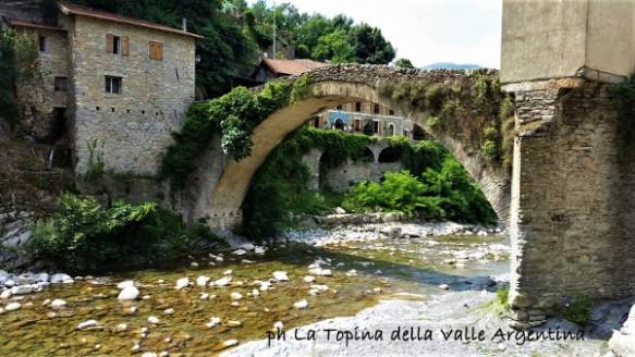 Ponte romano - Badalucco