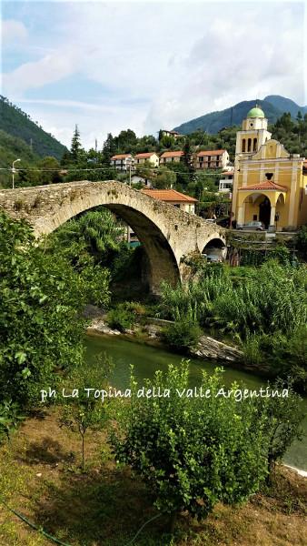 Ponte romano - Badalucco1