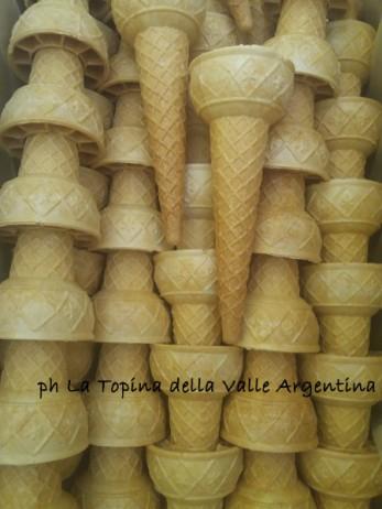 cono gelato invenzione