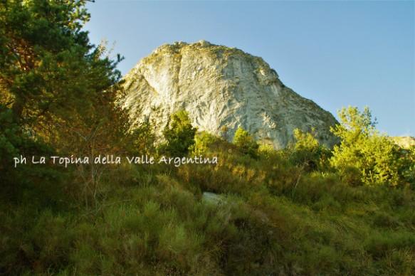 Rocca Barbone - Valle Argentina