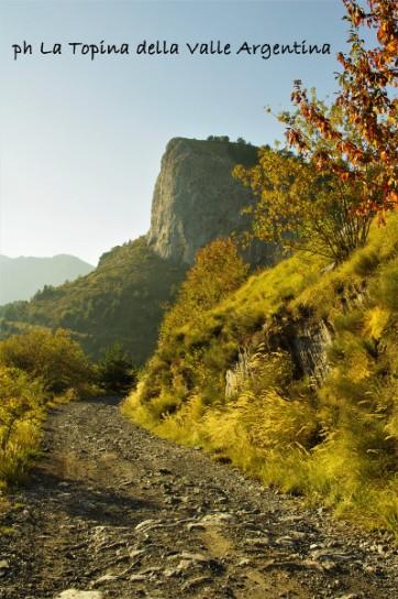 Rocca Barbone - Valle Argentina2