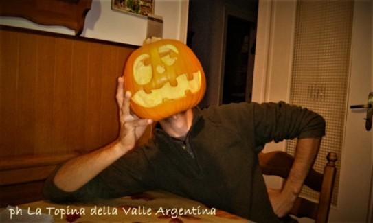 zucca halloween jack o'lantern