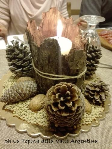 candela centrotavola