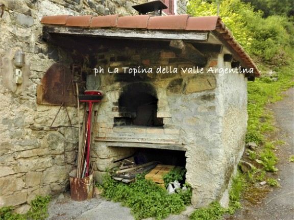 forno in pietra