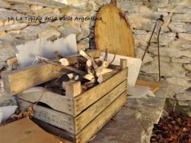 legna forno