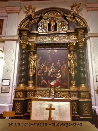 altare buscaglia triora