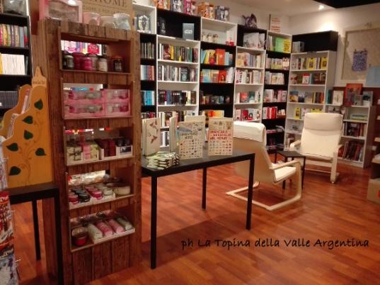 Aria d'Inchiostro libreria