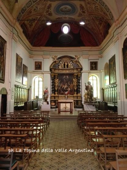 oratorio san giovanni battista triora