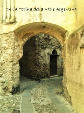 Taggia - Porta Barbarasa