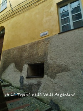 Taggia - Salita Littardi