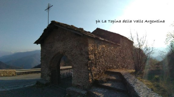 chiesa santa brigida andagna