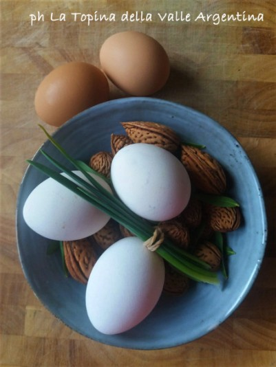 uova bianche