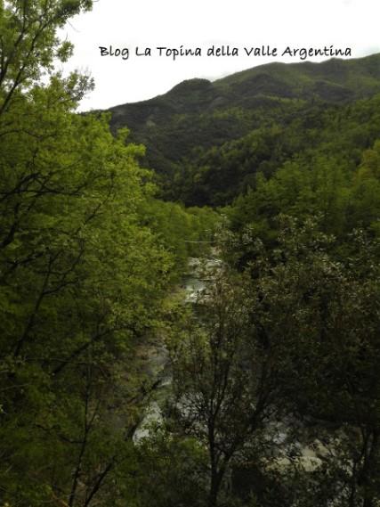 valle argentina strada di sotto