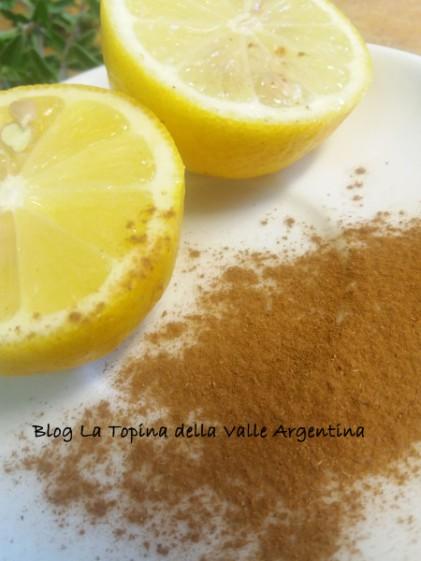 limoni e zucchero